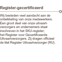 Register-gecertificeerd