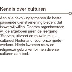 Kennis over culturen