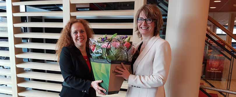 Marlies Schoneveld is franchisenemer geworden voor Yarden in Hoorn.